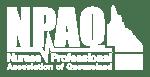 NPAQ Logo All White