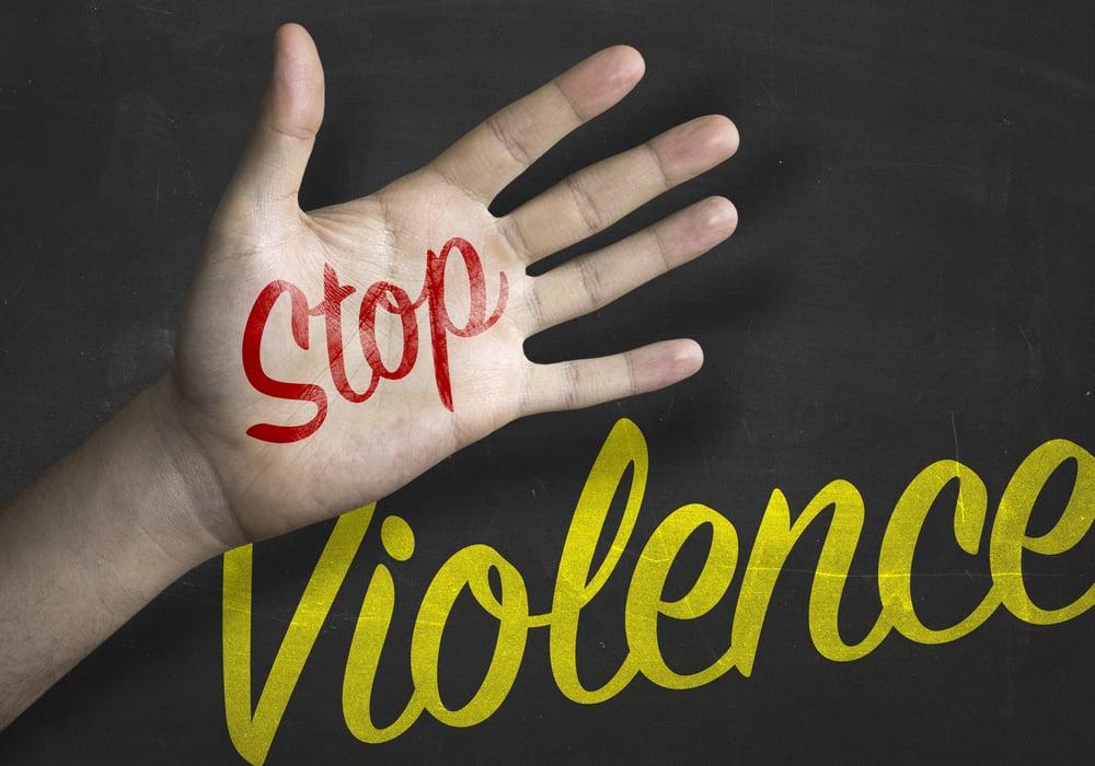 Stop Violence against nurses